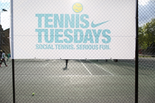 Tennis Tuesdays Influencer Event