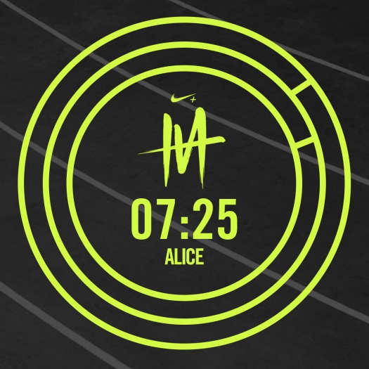 Nike Miler Alice-Poon