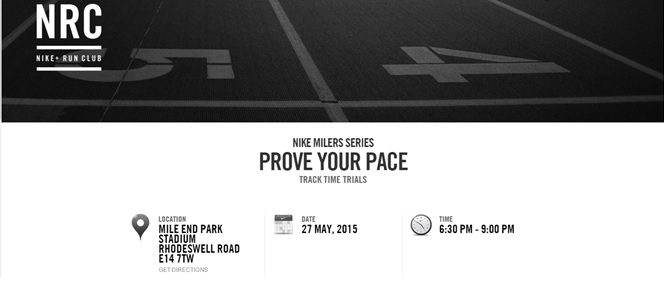 ProveYourPace
