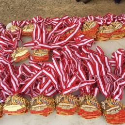 Palace Half medals